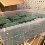 Heat Absorbing Glass